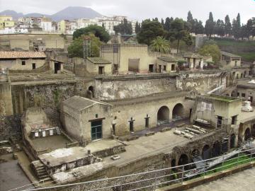 Nom D Une Riche Villa De Pompei