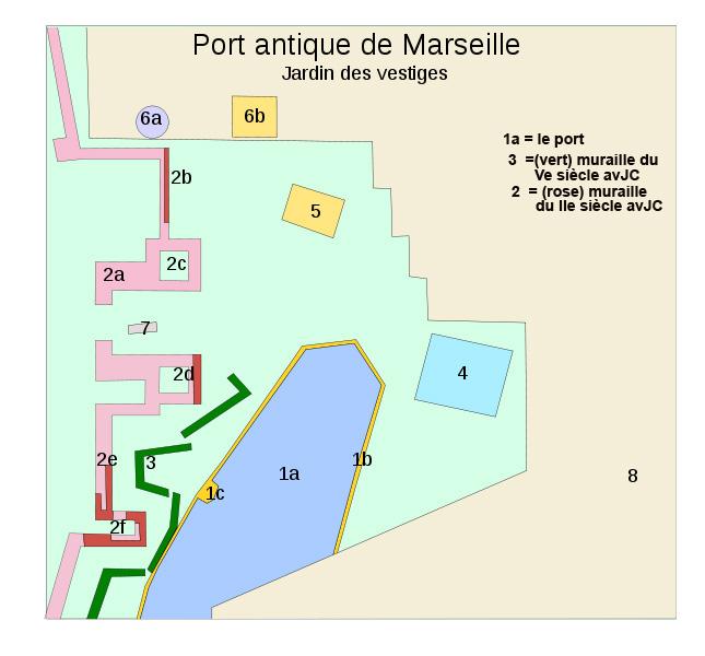Massalia vikidia l encyclop die des 8 13 ans - Port de marseille pour aller en algerie ...
