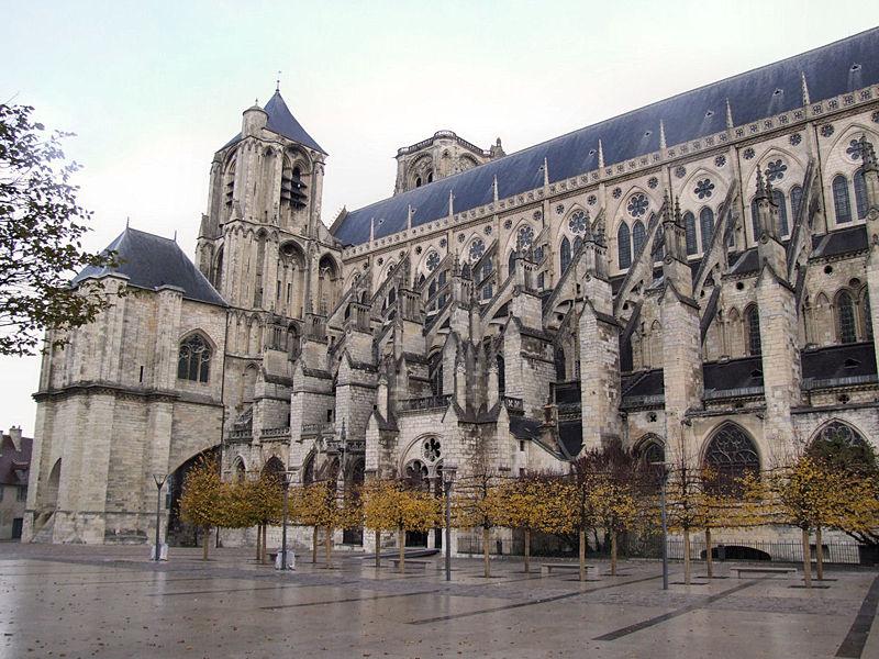 Architecture gothique vikidia l encyclop die des 8 13 ans for L architecture gothique