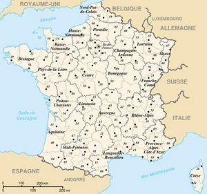 Département français - Vikidia, l'encyclopédie des 8-13 ans