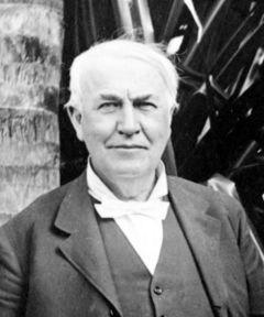 Thomas Edison Vikidia L Encyclopedie Des 8 13 Ans
