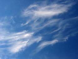 Cirrus over Warsaw, June 26, 2005.jpg