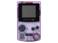 Une Game Boy Color.