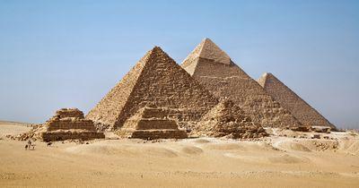egypte pyramide - Photo
