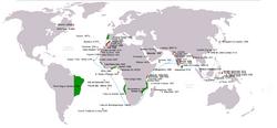 Découvertes et explorations portugaises