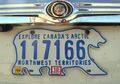 Arctic license plate bear.jpg