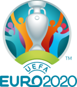 Logo du championnat d'Europe de football 2021