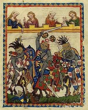 Extrêmement Tournoi (Moyen Âge) - Vikidia, l'encyclopédie des 8-13 ans NL85