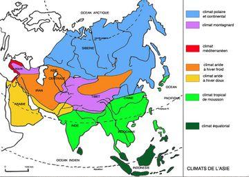 Climats De Lasie Vikidia Lencyclopédie Des 8 13 Ans