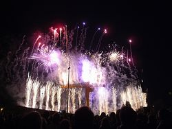 Feu d'artifice Groupe F Nantes 2008.jpg