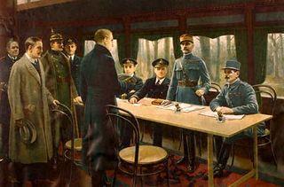 Armistice Du 11 Novembre 1918 Vikidia L Encyclopedie Des 8 13 Ans