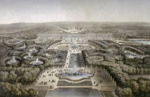 le parc de versailles - Les Jardins De Versailles