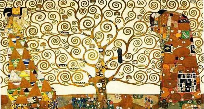 Fichier:Klimt Tree of Life 1909.jpg