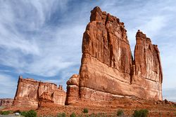 The Organ at Arches National Park Utah Corrected.jpg