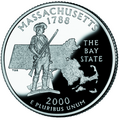 Massachusetts quarter, reverse side, 2000.png