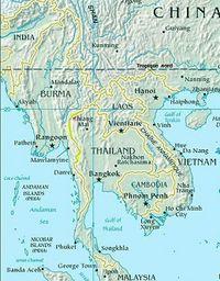 Indochine Geographie Vikidia L Encyclopedie Des 8 13 Ans