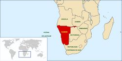 250px-Localisation_Namibie
