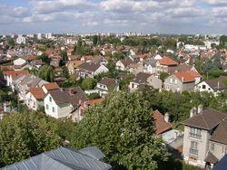 La banlieue pavillonnaire de paris aulnay sous bois 93 - Maison de quartier jardin parisien aulnay sous bois ...