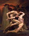 William-Adolphe Bouguereau (1825-1905) - Dante And Virgil In Hell (1850).jpg