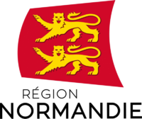 Logo de la région Normandie en France