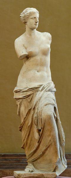 Fichier:Venus de Milo - Louvre.jpg