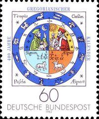 calendrier gregorien definition