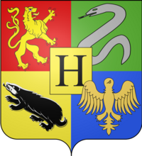 Poudlard vikidia l encyclop die des 8 13 ans - Gryffondor blason ...