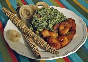 Cuisine camerounaise - Vikidia, l'encyclopédie des 8-13 ans