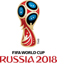 Logo de la Coupe du Monde de football 2018