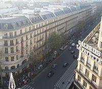 Bercy Styles Paris Cafe