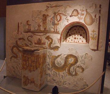 Religion romaine vikidia l encyclop die des 8 13 ans - Cuisine de la rome antique ...